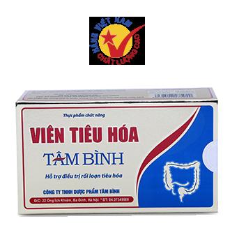 Vien tieu hoa Tam Binh