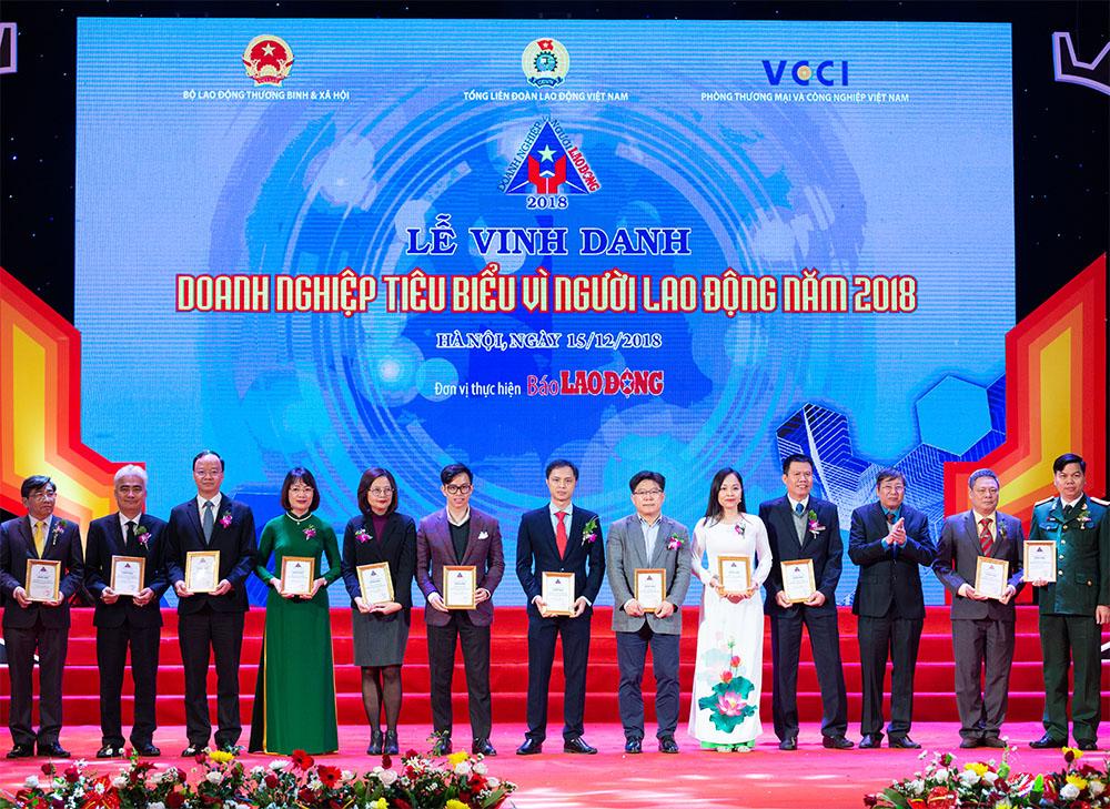 Dược phẩm Tâm Bình tham gia CLB Doanh nghiệp vì người lao động.