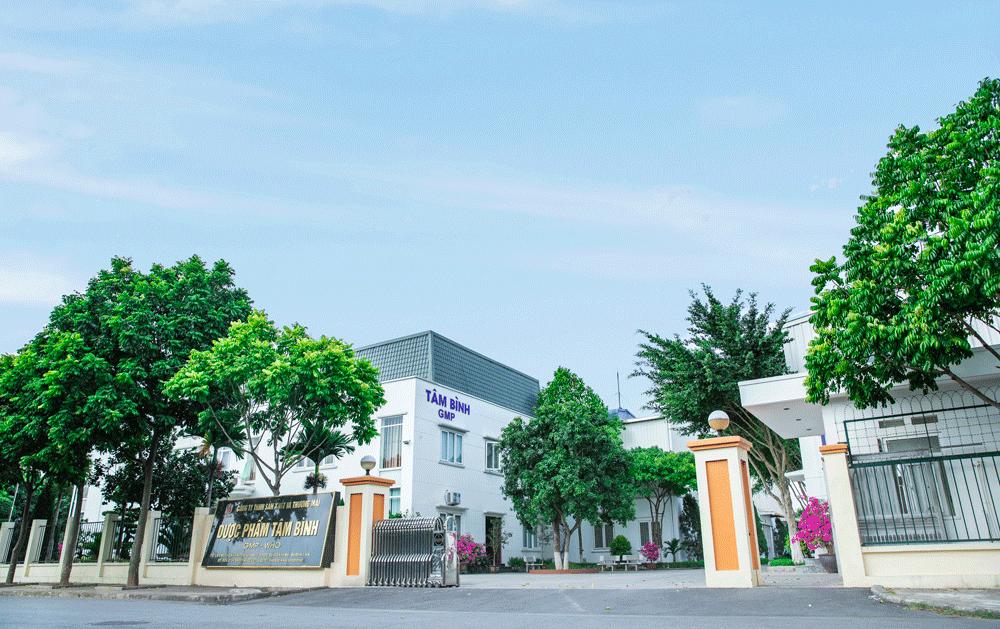 Nhà máy Tâm Bình