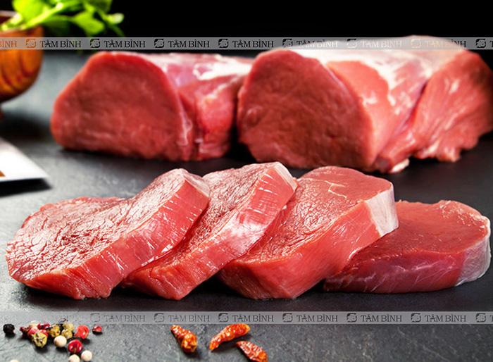 Thịt đỏ gây ung thư đại tràng