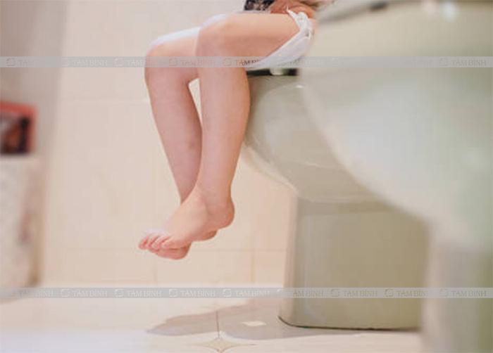 Trẻ em là đối tượng có nguy cơ mắc bệnh tiêu chảy cao