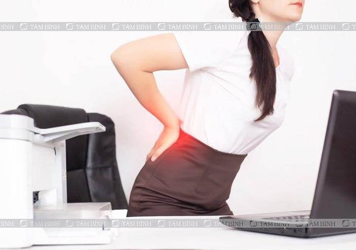 Đau lưng là tình trạng khá phổ biến hiện nay ở nhiều đối tượng khác nhau