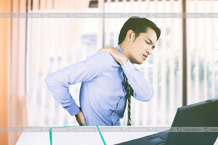 Đau vùng thắt lưng là vị trí thường gặp nhất ở nhiều người