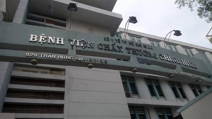 khám bệnh tại Khoa Khám chuyên khoa - Bệnh viện Chấn Thương Chỉnh Hình