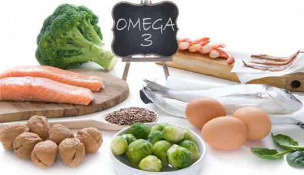 Thực phẩm chứa omega3 có tác dụng giảm đau, kháng viêm tốt cho người thoát vị đĩa đệm