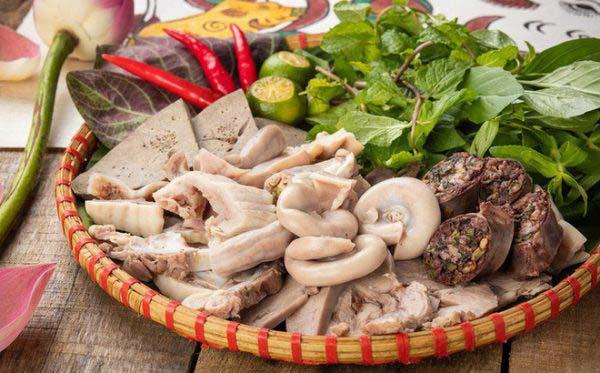 Bệnh thoát vị đĩa đệm nên kiêng ăn nội tạng