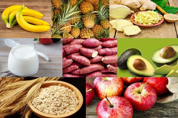 Thực phẩm tốt cho người bị rối loạn tiêu hóa
