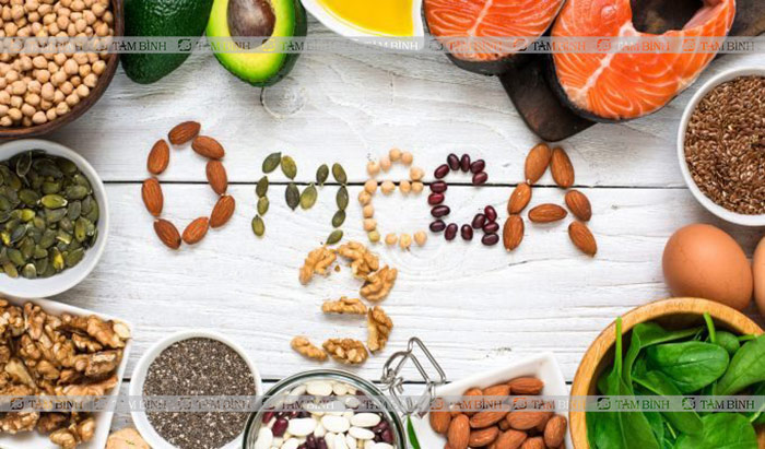 Người bị thoát vị đĩa đệm nên ăn thực phẩm giàu omega 3