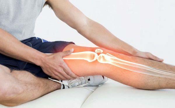 Bấm huyệt giúp thuyên giảm tình trạng đâu đầu gối