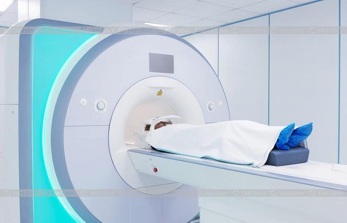 Trong một số trường hợp nghi ngờ, bác sĩ có thể chỉ định chụp MRI