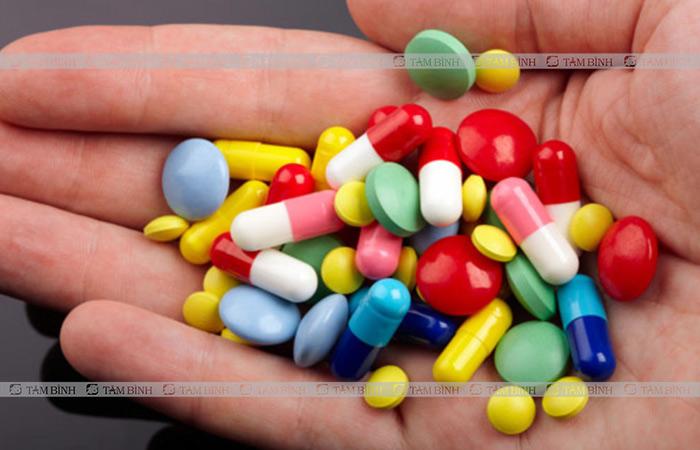 Các trường hợp nhẹ thường được bác sĩ chỉ định sử dụng thuốc Tây