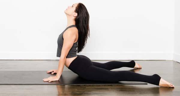 Yoga là phương pháp chữa bệnh đơn giản và hiệu quả.