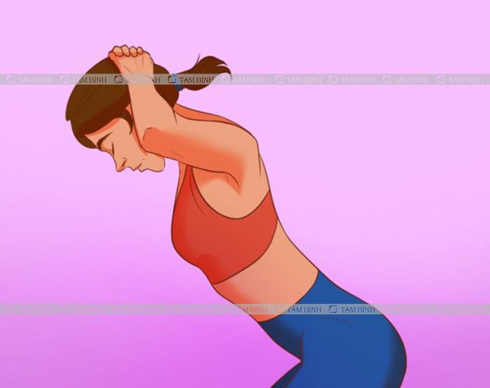 bài tập cơ cân bằng chữa thoát vị đĩa đệm cột sống cổ