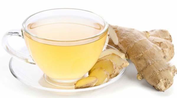 Uống nước gừng kết hợp mật ong giúp hạn chế phát sinh các vấn đề về đường tiêu hóa