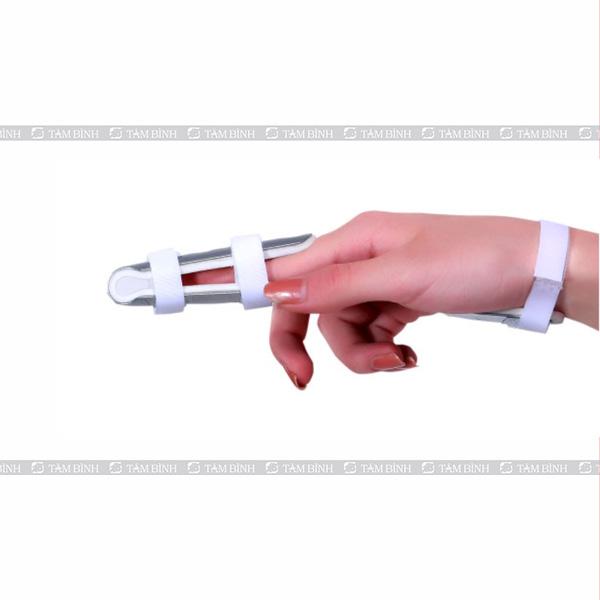 Nẹp cố định trong điều trị viêm đau khớp cổ tay