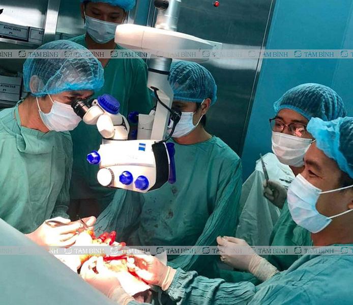 Phẫu thuật trị viêm đau khớp ngón tay