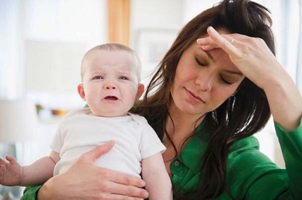 Tình trạng rối loạn tiêu hóa ở trẻ khiến bố mẹ lo lắng
