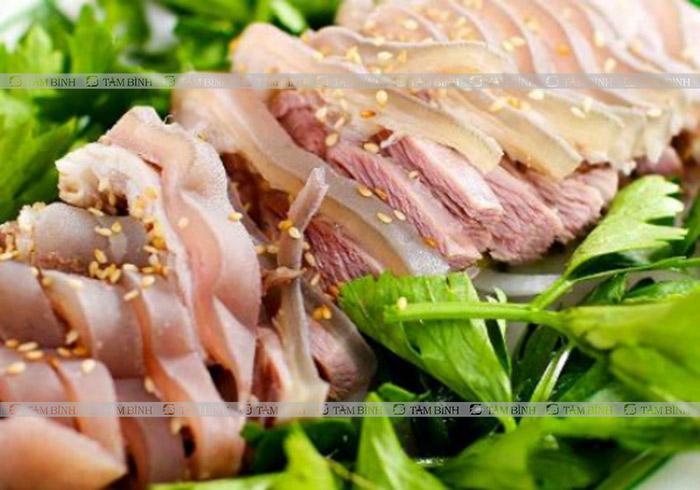 Bệnh gút không nên ăn thịt dê
