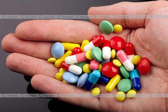 Thuốc tây chữa đau cơ đằng sau đầu gối
