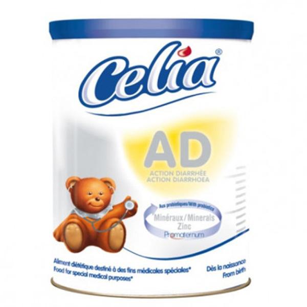 Sữa bột Celia AD dành cho trẻ tiêu chảy