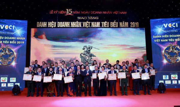 Lễ vinh danh Doanh nhân Việt Nam tiêu biểu - Cúp Thánh Gióng năm 2019 quy tụ nhiều doanh nghiệp lớn với quy tắc bình xét hết sức khắt khe