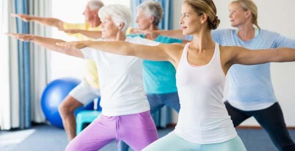 Phụ nữ nên tham gia hoạt động thể dục thể thao thường xuyên