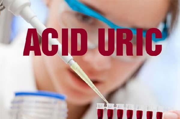 Acid uric tăng cao có liên quan mật thiết đến việc ăn uống
