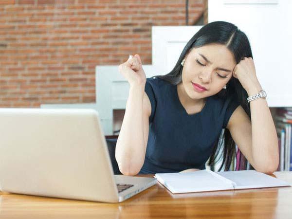 Người làm việc căng thẳng, áp lực có khả năng bị polyp đại tràng cao