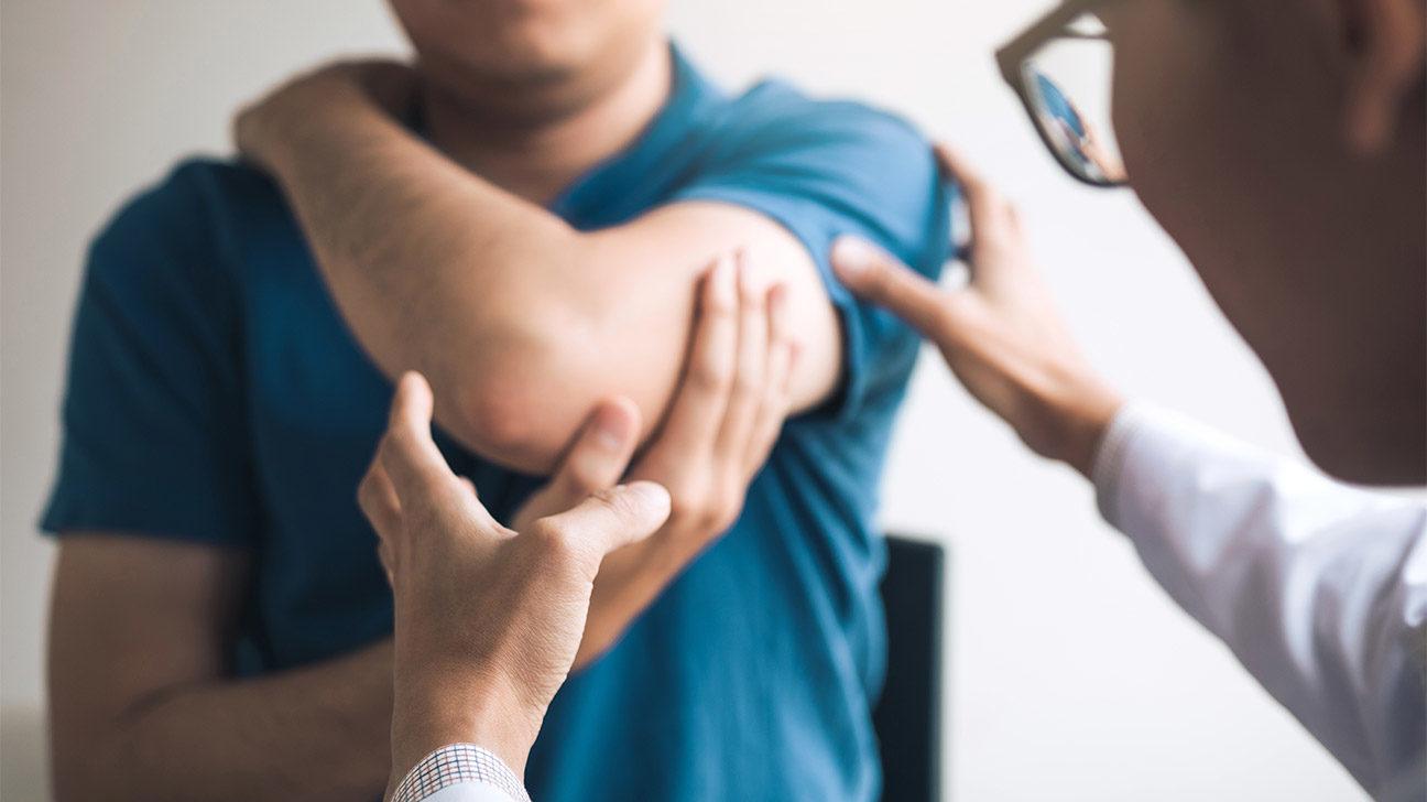 đau khớp khuỷu tay 4