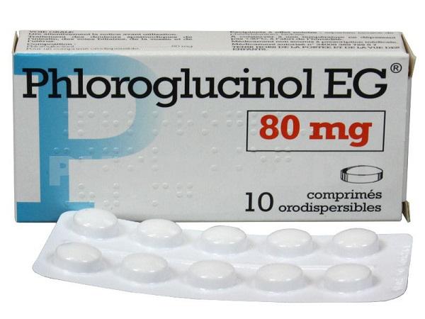 Thuốc Phloroglucinol giảm đau