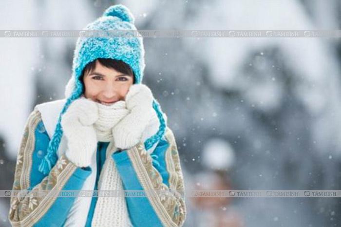 Giữ ấm khớp mùa lạnh