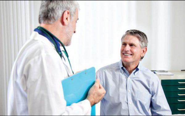 Người bệnh cần trao đổi với bác sĩ trước khi dùng thuốc