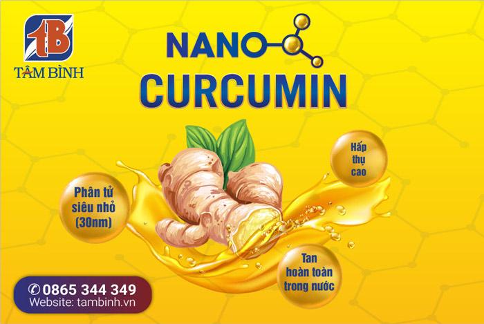 trị viêm đại tràng bằng nghệ nanocurcumin