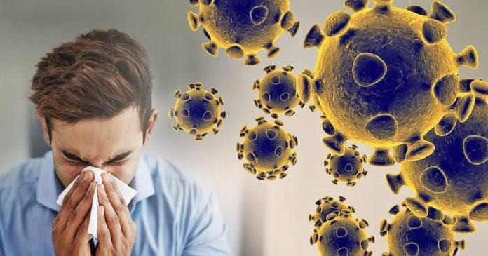 Virus Corona có tốc độ lây truyền đến chóng mặt