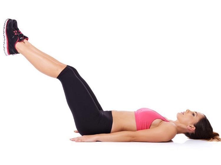 Bài tập nâng chân