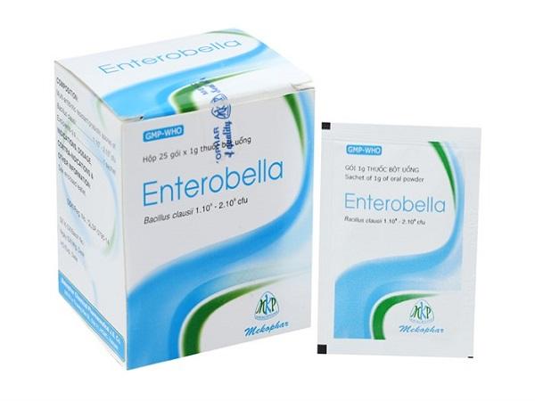 Thuốc Enterobella