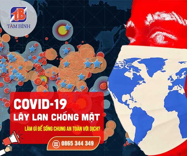 Phòng tránh virus covid-19
