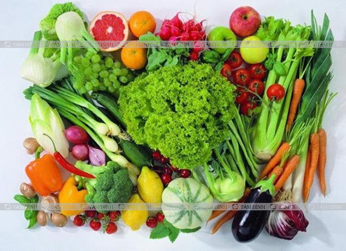 Thoái hóa khớp nên ăn gì và kiêng gì - Rau quả