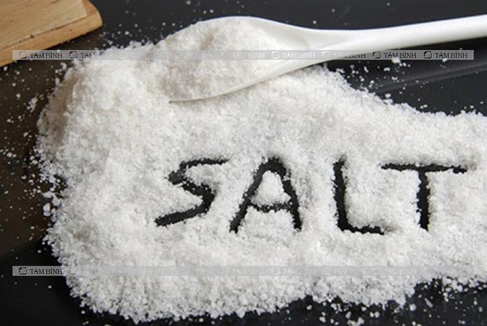 Thức ăn chứa nhiều đường và muối