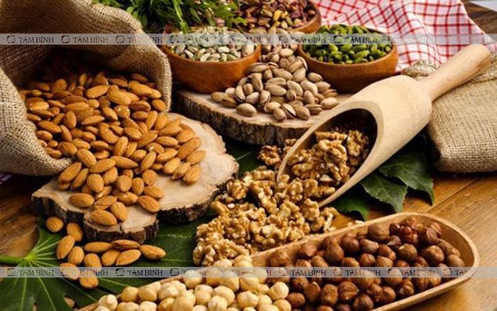 Thoái hóa khớp gối nên ăn gì và kiêng gì - ngũ cốc nguyên hạt