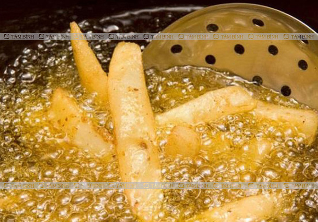 Thực phẩm chứa nhiều dầu mỡ