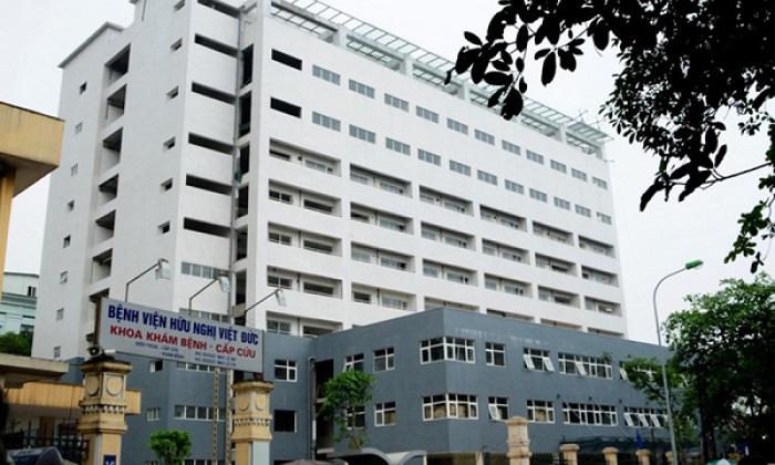 Bệnh viện Việt Đức là tuyến đầu điều trị xương khớp