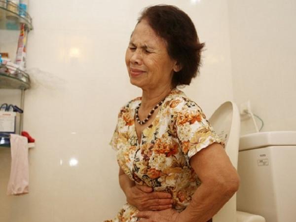 Bệnh viêm đại tràng thể táo bón