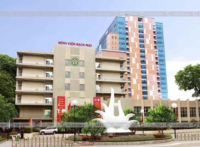 Khoa Cơ xương khớp Bệnh viện Bạch Mai là địa chỉ uy tín cho người bệnh
