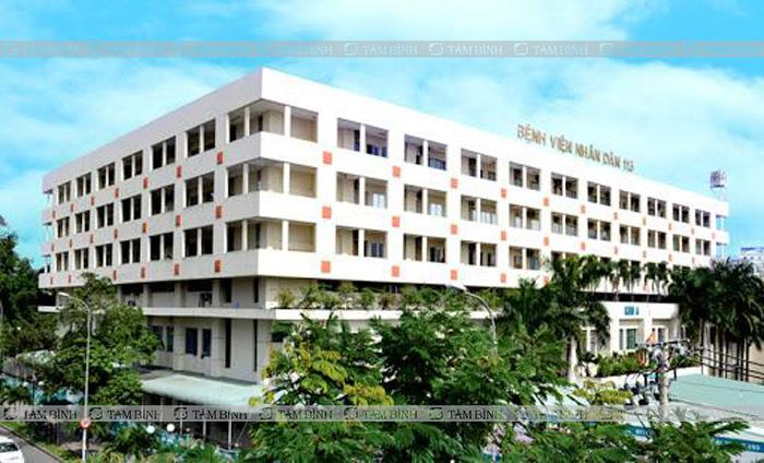 Bệnh viện Nhân dân 115 là địa chỉ uy tín mà người dân TPHCM khám đau nhức xương khớp