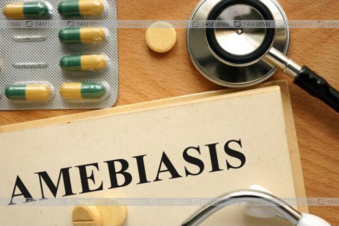 Các bệnh lý gây ra bởi lỵ amip
