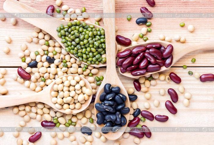 ngũ cốc đậu xanh