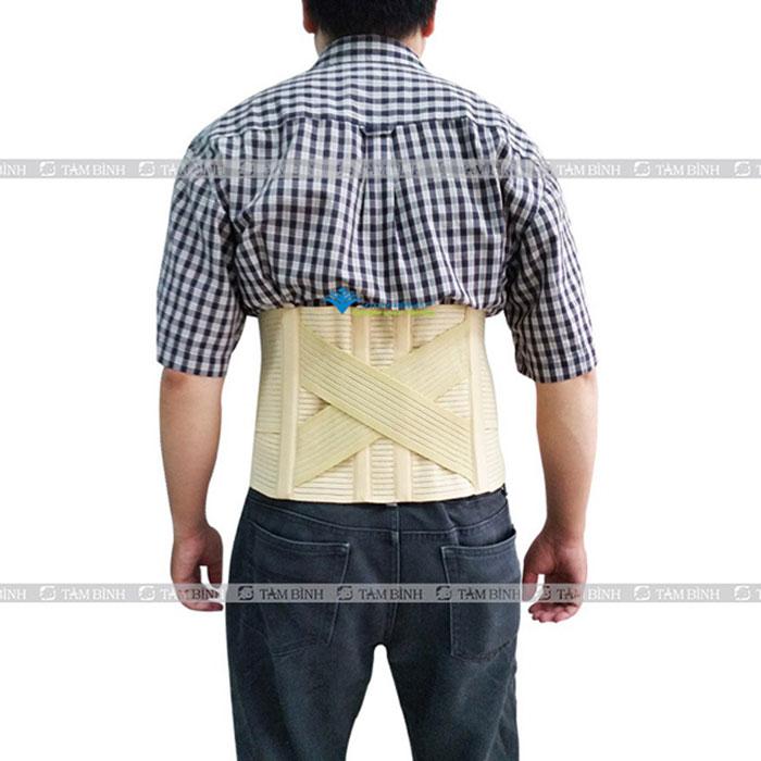 đai lưng Dyna thoáng khí