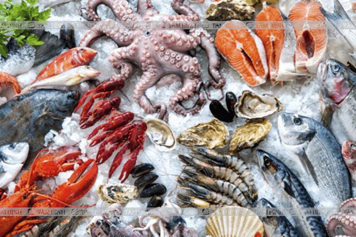 Người bệnh gout ăn hải sản thế nào
