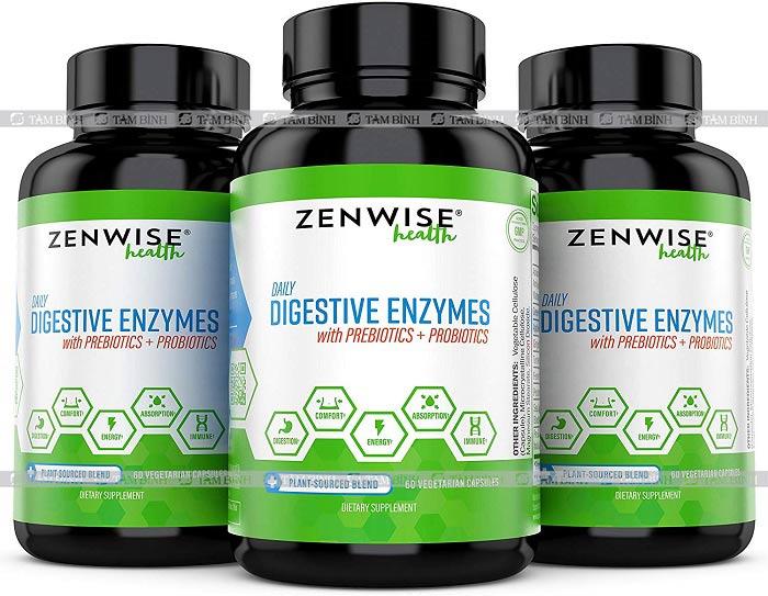 men tiêu hóa zenwise